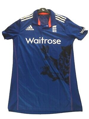 Samit Patel Match Issue England ODI Cricket Shirt • 15£