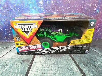 Monster Jam RC Grave Digger 1:24 Scale Truck • 24.99£