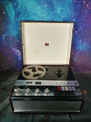 HMV His Masters Voice 2208 Reel To Reel Tape Player / Recorder | Audiophile HiFi • 129.99£