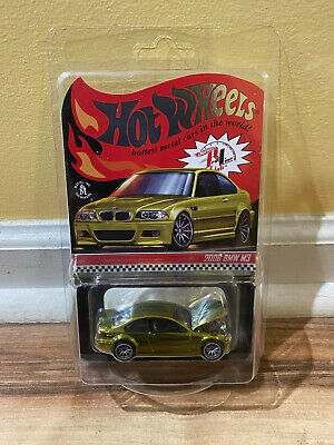 $ CDN101.48 • Buy 2021 HOT WHEELS RLC EXCLUSIVE 2006 BMW M3 7488/20000 Spectraflame Yellow