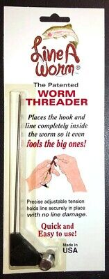 AU7.33 • Buy Worm Threader - Fishing Gear