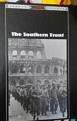 WWII The Third Reich Series The Southern Front Time-Life Books Hardback Book  • 2.50£