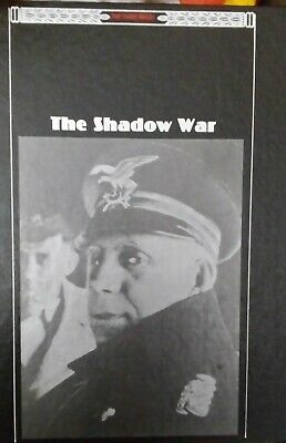 WWII The Third Reich Series The Shadow War Time-Life Books Hardback Book  • 2.50£