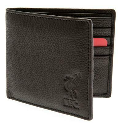 Liverpool FC Brown Leather Wallet • 25.40£
