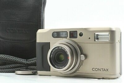 $ CDN417.67 • Buy [Near MINT] CONTAX TVS Point & Shoot 35mm Film Camera W/ Strap Case From JAPAN