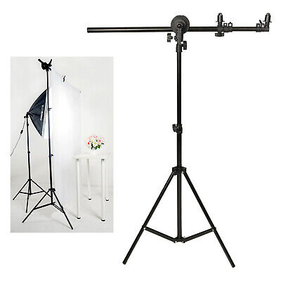 £28.80 • Buy 175cm Photo Collapsible Reflector Holder Boom Arm + 2m Photo Studio Light Stand