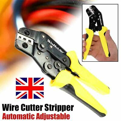 £8.99 • Buy Practical Crimping Tool Crimper Pliers Terminal Wire Connector Electric Cable UK