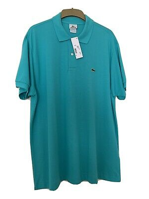 Lacoste Green Colour Polo Shirt Size 8 XXL (US) BNWT • 17.50£