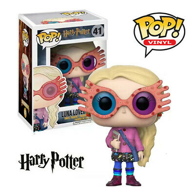 Funko Pop! Harry Potter #41 Luna Lovegood With Glasses Figure Collection Toys • 16.99£