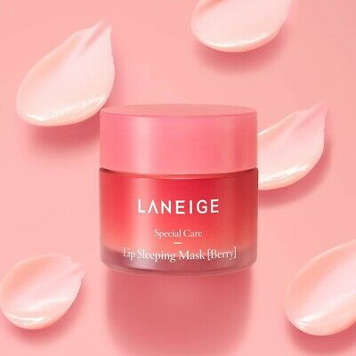 [LANEIGE] BERRY Special Care Lip Sleeping Mask 20g *FREE UK DELIVERY* • 13.59£