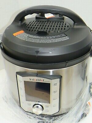 $ CDN90.46 • Buy Instant Pot Duo Evo Plus 10-in-1 Pressure Cooker - 8Qt