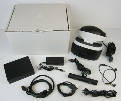 AU5 • Buy Sony Playstation 4 Ps4 Vr Headset Cuh-zvr2 With Camera