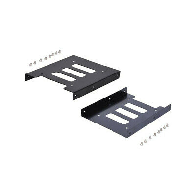 AU8.27 • Buy SSD Mounting Bracket Adapter Hard Drive Holder For PC SSD (Pack Of 2)