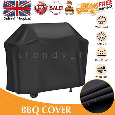 £9.59 • Buy BBQ Grill Cover Heavy Duty Covers Waterproof DustProof Outdoor Barbecue M/L/XXL