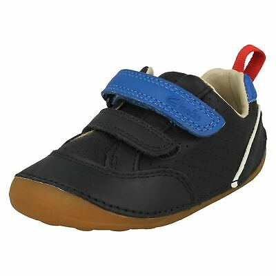 £30 • Buy 'Childrens Clarks' Casual First Cruiser Shoes - Tiny Sky