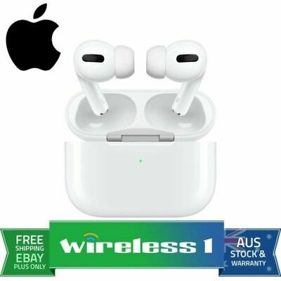 AU115.63 • Buy Apple Airpods Pro With Wireless Charging Case MWP22ZA/A Noise Cancellation AU