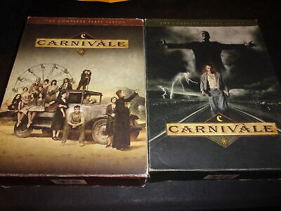 Carnivale: The Complete Seasons 1-2 (2-Pack) By Various • 42.65£