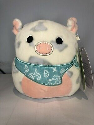 """$ CDN7.60 • Buy NEW Squishmallow 5"""" Rosie Easter 2021 With Tags"""