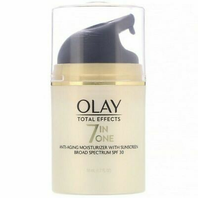 AU66 • Buy Olay, Total Effects, 7-in-One Anti-Aging Moisturizer With Sunscreen, SPF 30 I