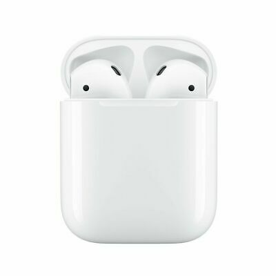 AU76.28 • Buy Apple AirPods 1st Generation Brand New Wireless Headphones Charging Case White
