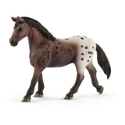 NEW! Schleich Horse Club Appaloosa Mare Toy Figure 5 To 12 Years Brown/White 138 • 13.35£