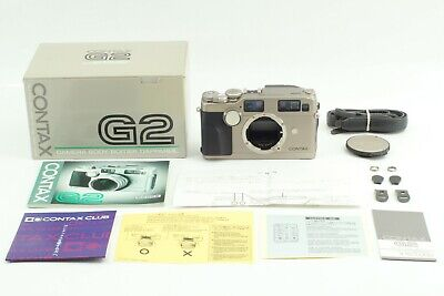 $ CDN2215.37 • Buy [UNUSED In BOX] CONTAX G2 35mm Rangefinder Film Camera Body From JAPAN #650064