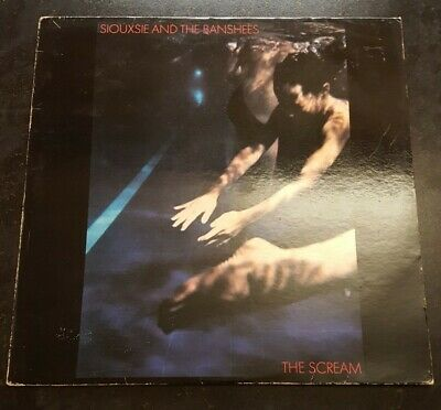 Siouxsie And The Banshees The Scream 1978 POLD5009 Vinyl LP • 20£