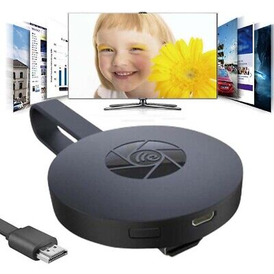 AU24.99 • Buy Wi-Fi Digital HDMI Media Video Streamer Adapter For IOS/Android Chromecast AU