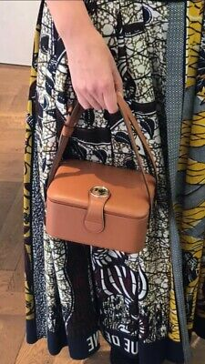 Lanvin Brown Box Bag New • 500£