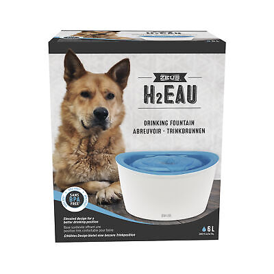 £42.90 • Buy Zeus Drinking Fountain For Dogs - 6L