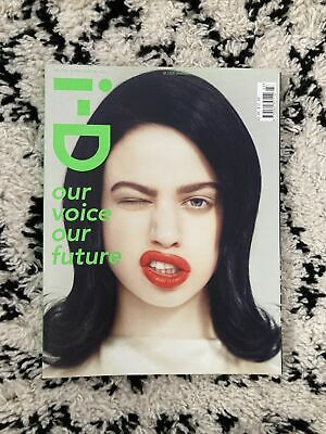I-D Magazine Spring Summer 2013 Cover Lily McMenamy Issue 325 • 3£