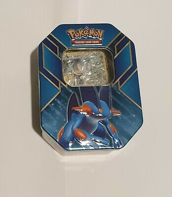 AU9.01 • Buy 100 Pokemon Cards In Swampert Tin