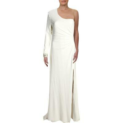 AU32.16 • Buy Xscape Womens Ivory Embellished Choker Special Occasion Dress Gown 4  3623