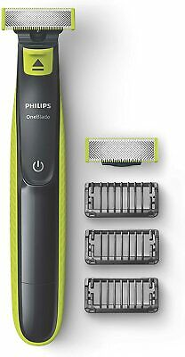 AU72.99 • Buy Philips One Blade Rechargeable Wet And Dry Electric Shaver For Trim Edge Shave
