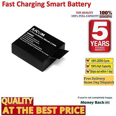 AU19.98 • Buy *2021* NEW 3.7V 900mAh Li-ion Battery For SJ4000 & Other Action Cameras
