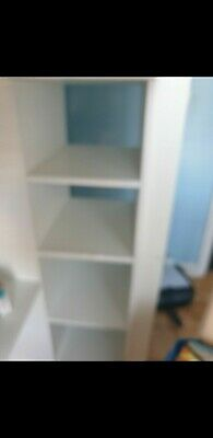Bunk Bed With Desk And Wardrobe • 160£