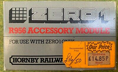 £9.99 • Buy Hornby Zero 1 Digital R956 Accessory Module Boxed Never Used