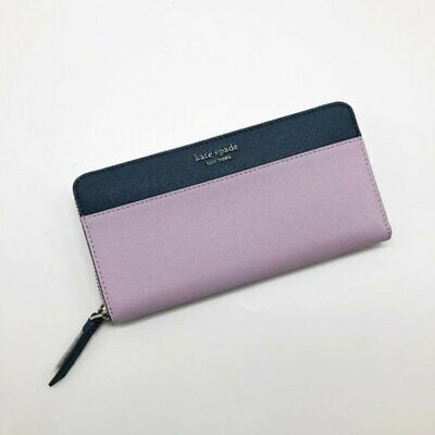 $ CDN25.21 • Buy KATE SPADE Large Continental Wallet Cameron Purple