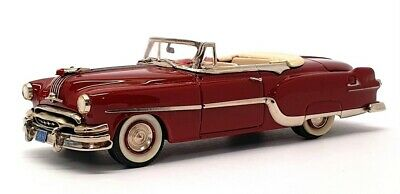 Conquest Models 1/43 Scale Nr. 8 - 1954 Pontiac Star Chief Convertible • 209.99£