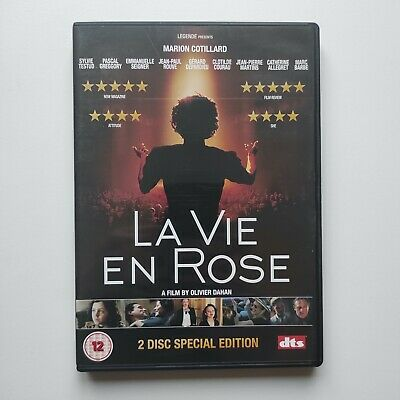 La Vie En Rose (DVD, 2007, 2-Disc Set) • 0.99£