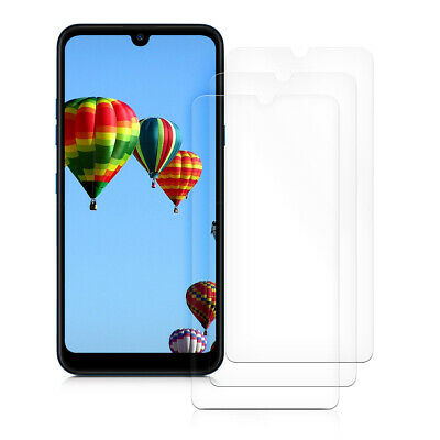 Kwmobile Set Of 3 Mobile Cell Phone Screen Protectors For LG Q60 • 6.99£