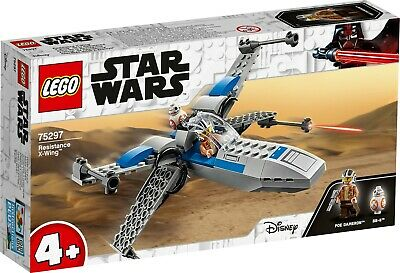 LEGO Star Wars Resistance X-Wing 75297 • 20.99£
