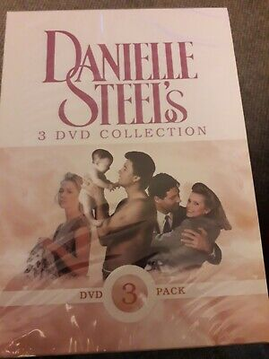 Danielle Steel's  3 (DVD) Collection Box Set (New & Sealed) • 3£