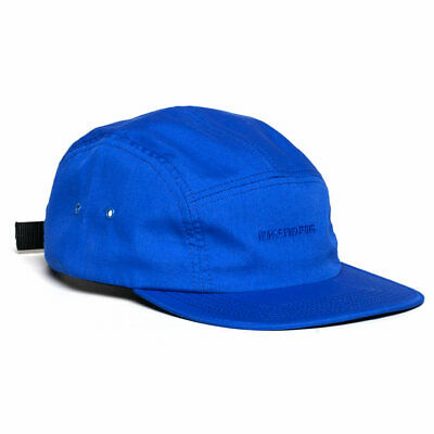 £34.99 • Buy Norse Projects Embroidered Logo 5-Panel Cap - Royal