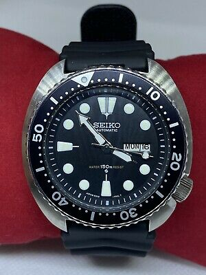 $ CDN164.04 • Buy Vintage Seiko Diver Automatic Water 150M Resist Men's Watch(V Good Condition)