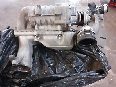 $500 • Buy Eaton M45 Supercharger, Mercedes Benz Compressor With Small Pulley