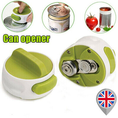 £5.99 • Buy Manual Stainless Steel Can Opener Switch Easy Non-slip Openers Kitchen Gadget