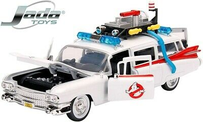 Jada Toys 1/24 Ghostbusters Minicar Ecto 1-A //1 24 Ghost Busters/ Ecto-1 • 165.59£