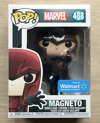 Funko Pop Marvel X-Men Young Magneto + Free Protector • 25.99£