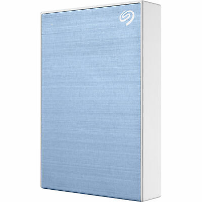AU209 • Buy Seagate 5TB USB 3.0 Backup Plus 2.5  External Hard Drive HDD Portable Blue